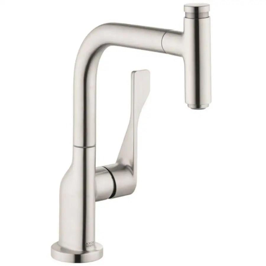 handle lever kitchen faucet