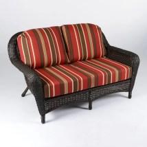 Wicker Patio Loveseat Cushion Outdoor Furniture