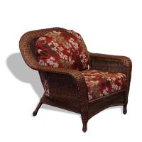 Shop Tortuga Outdoor Lexington Wicker Conversation Chair ...