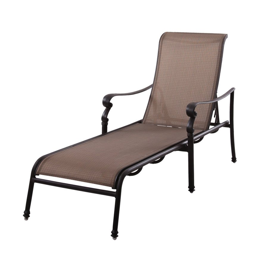 pictures of chaise lounge chairs swing chair baby darlee monterey aluminum with mesh at lowes com