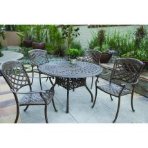 Outdoor 5 Piece Patio Dining Sets