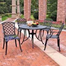 Outdoor Patio High Dining Sets