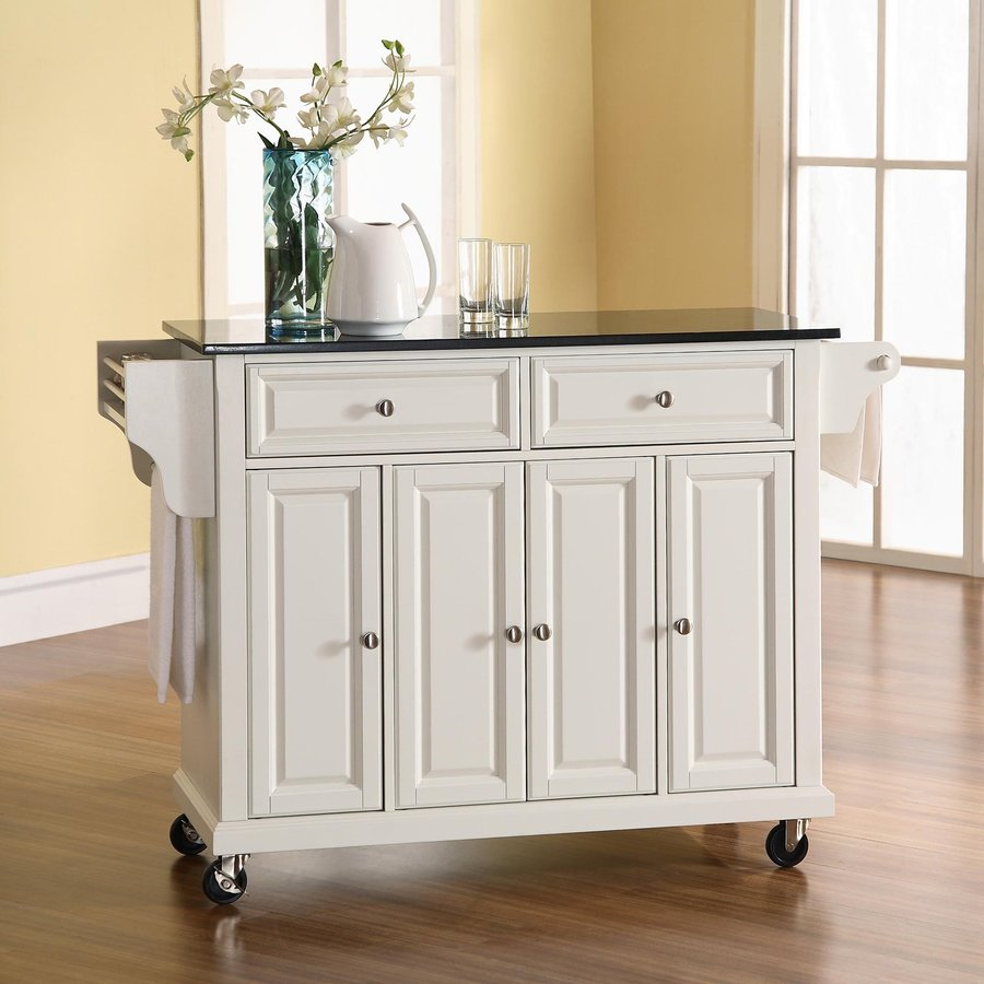crosley kitchen islands gadgets stores shop furniture white craftsman island at ...