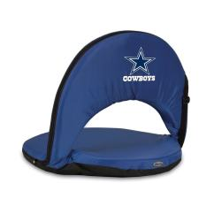 Dallas Cowboys Folding Chairs Banqueting Chair Covers For Sale Uk Picnic Time Indoor Outdoor Steel Blue Bleacher