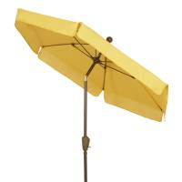 patio umbrella yellow - 28 images - california umbrella 7 ...