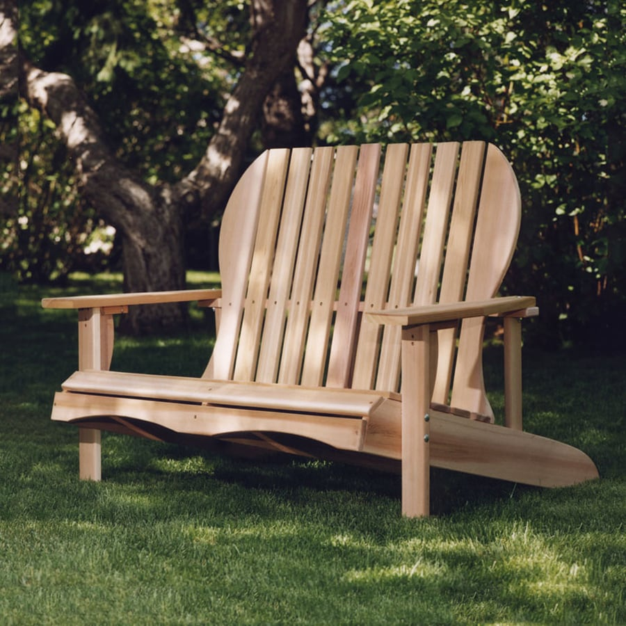 adirondack chairs at lowes xbox one racing chair all things cedar tan patio com