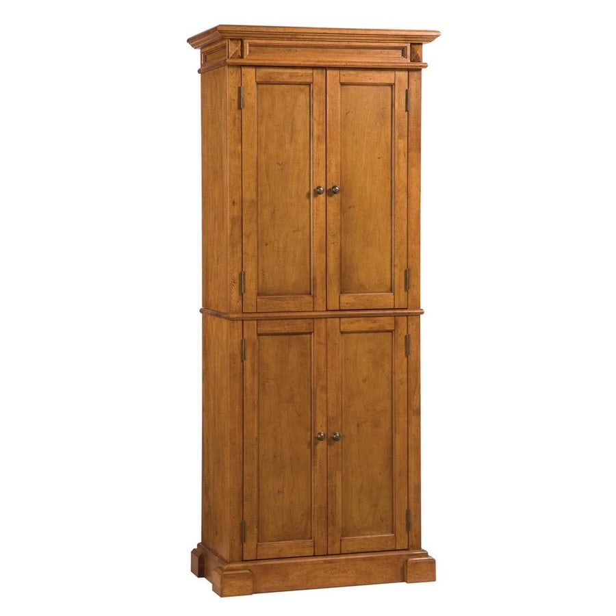 lowes kitchen pantry awesome gadgets home styles distressed oak rubber at com