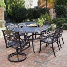 Black Outdoor Dining Sets Patio Furniture