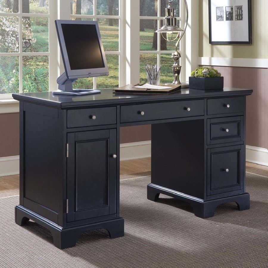 Home Styles Bedford Transitional Computer Desk at Lowescom