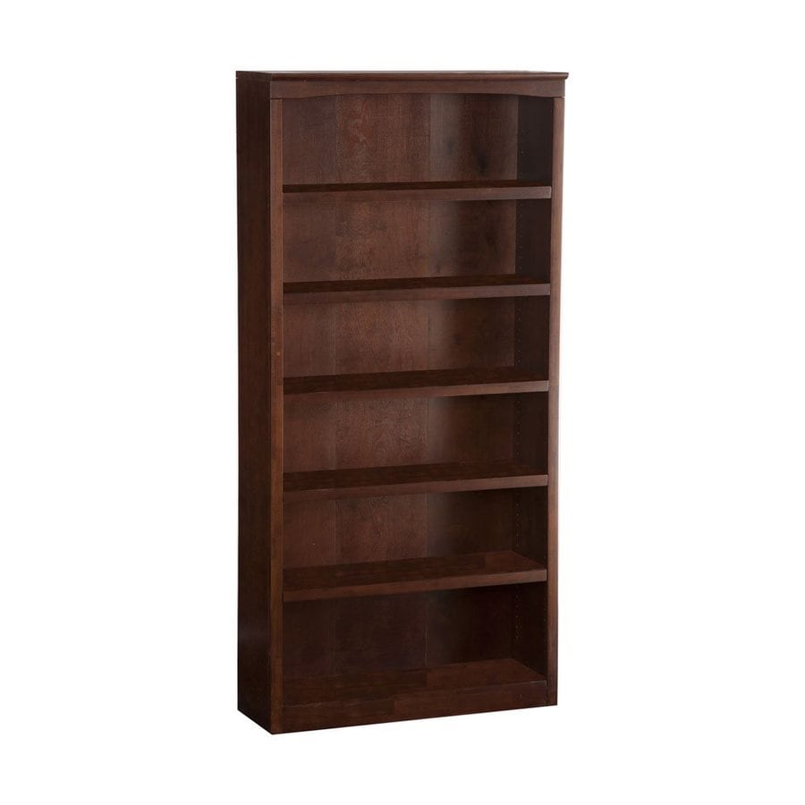 Shop Atlantic Furniture Antique Walnut Wood 6
