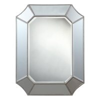 Shop Cooper Classics Nelson Silver Beveled Octagon ...