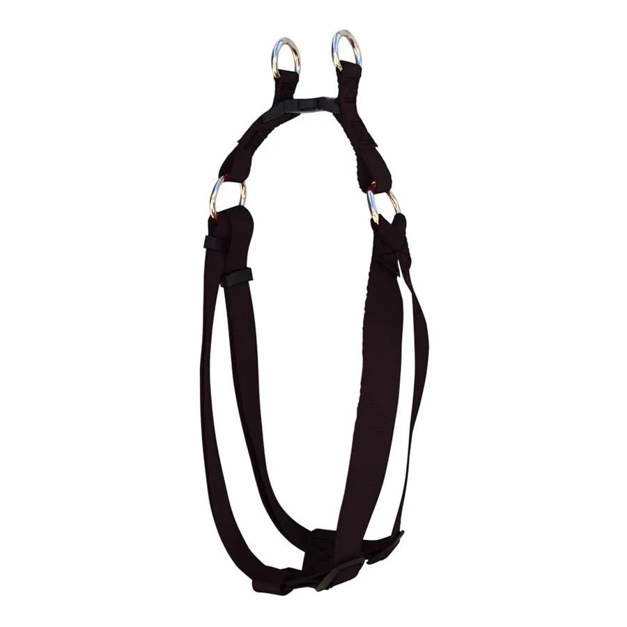 Shop Majestic Pets Black Nylon Dog Harness at Lowes.com