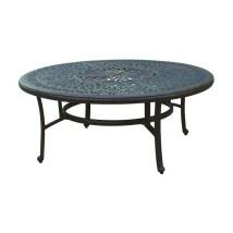 Aluminum Patio Coffee Table