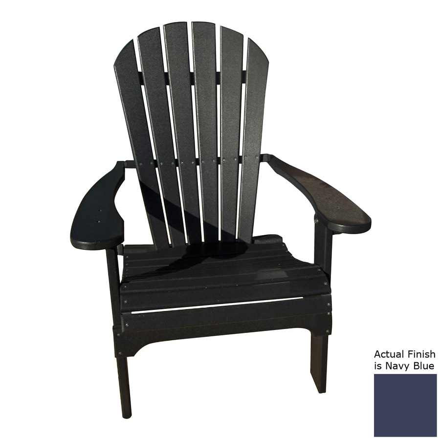 Adirondack Chair Reviews Phat Tommy Adirondack Chair With Slat At Lowes