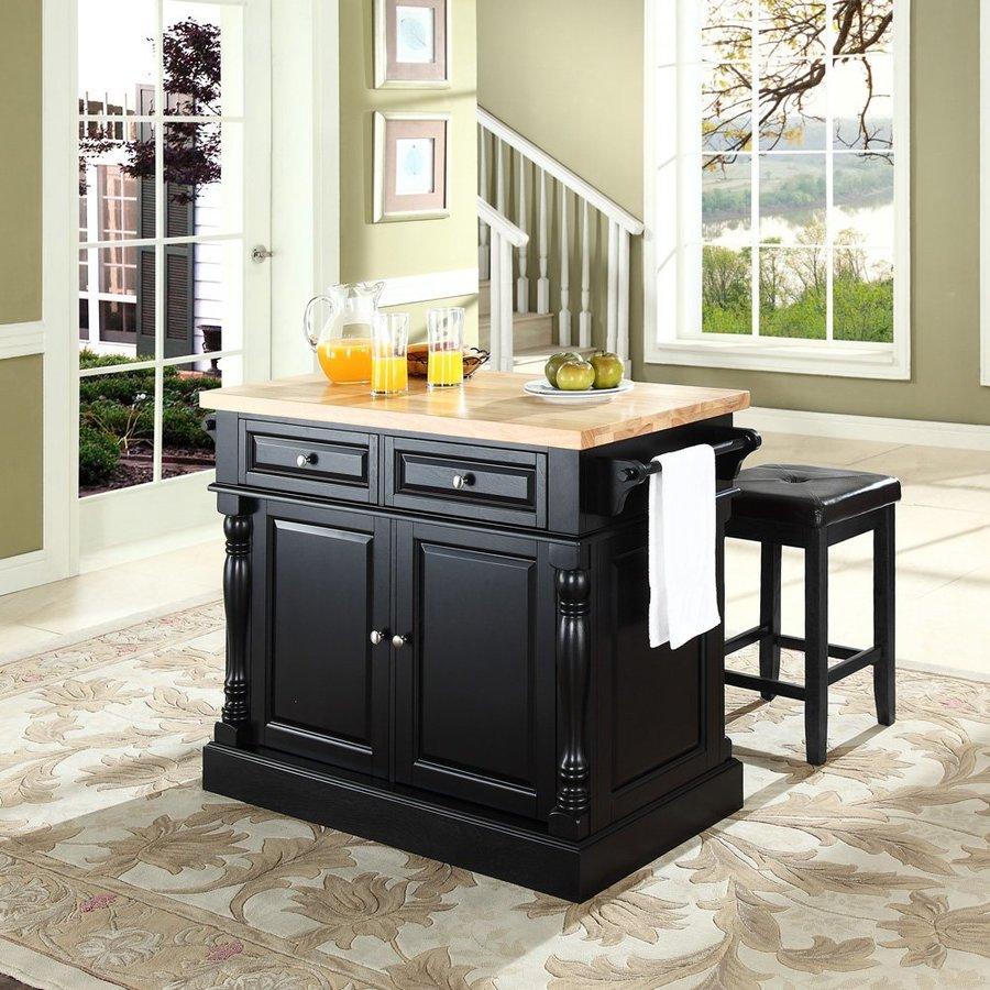 craftsman style kitchen hardware remodeling charlotte nc shop crosley furniture black island with ...