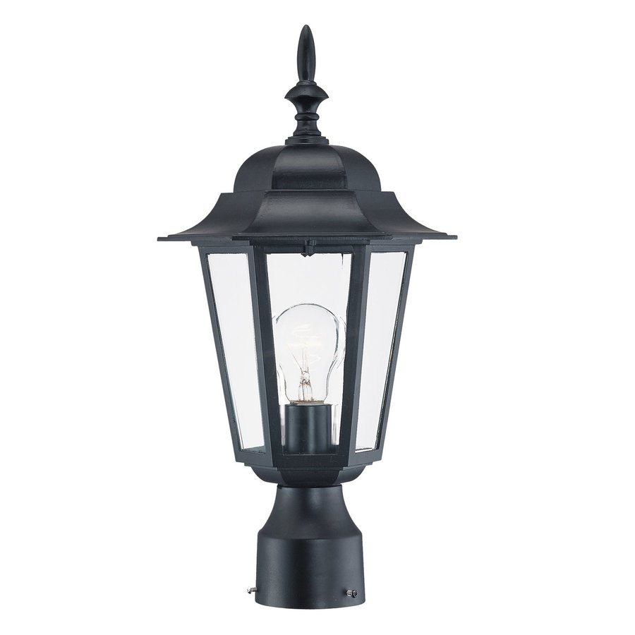 Outdoor Light Posts Lowes  Home Decor Takcop