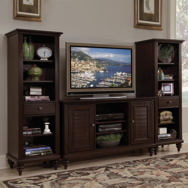 Lowe's Fireplace Entertainment Center