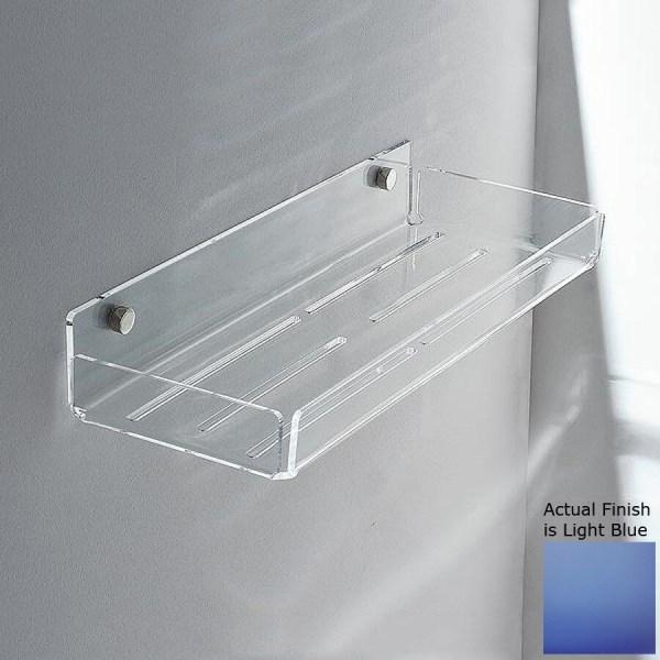 Plastic Bathroom Corner Shelves