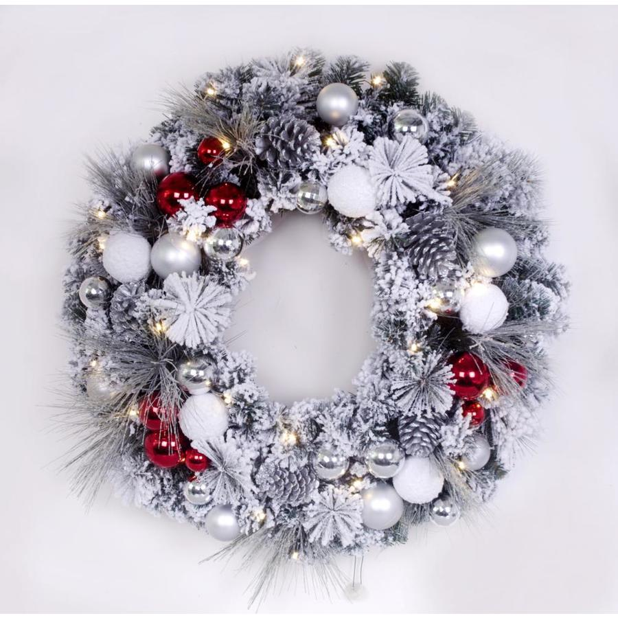 hight resolution of holiday living 30 in pre lit battery operated multiple colors finishes wire