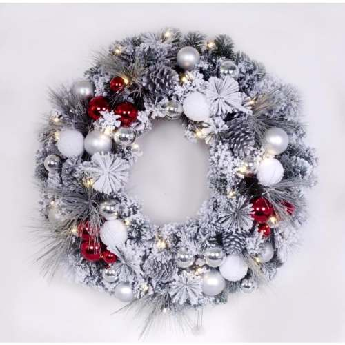 small resolution of holiday living 30 in pre lit battery operated multiple colors finishes wire