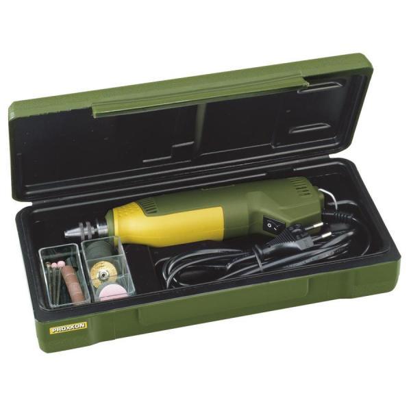 Proxxon 45-piece Variable Speed Corded Multipurpose Rotary Tool Kit