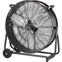 Shop Utilitech Pro 24-in 2-Speed High Velocity Fan at ...