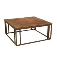 Shop allen + roth Belanore Square Coffee Table at Lowes.com