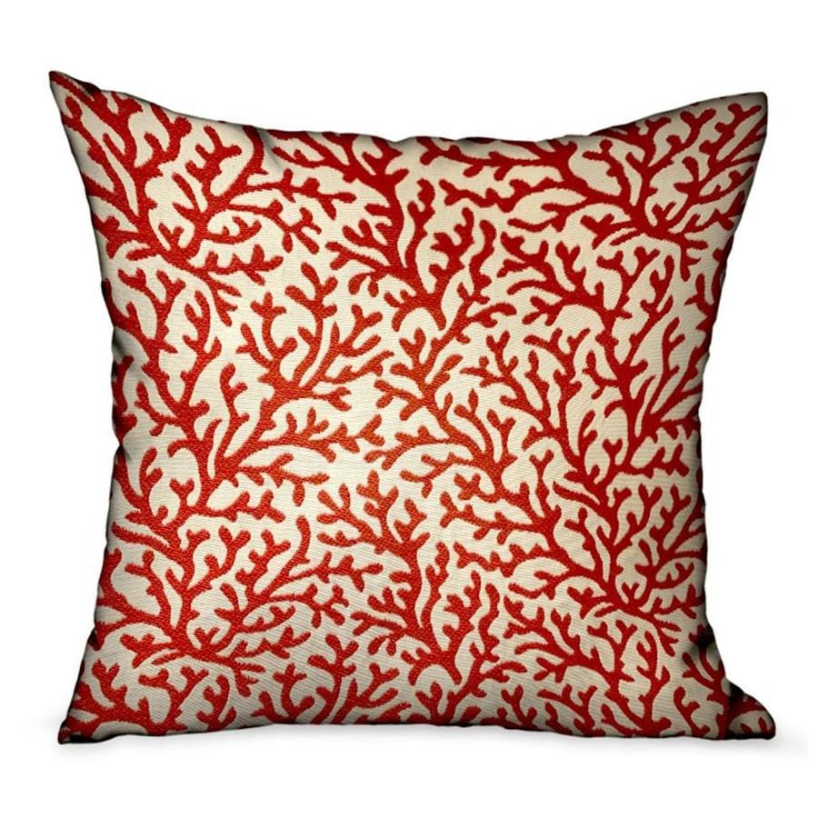 https www lowes com pd plutus brands sweet trinidad red floral luxury throw pillow 22in x 22in 5000165379