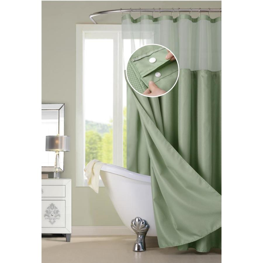 https www lowes com pd dainty home 2pc shower curtain set 5000220053