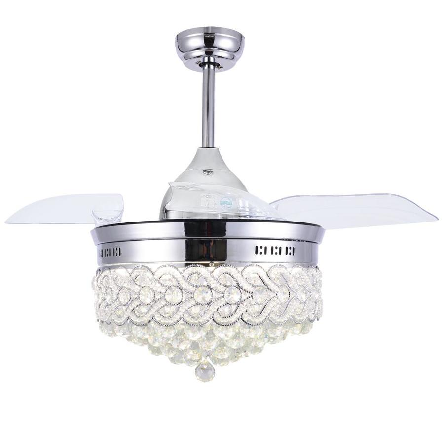 bella depot retractable ceiling fan 42