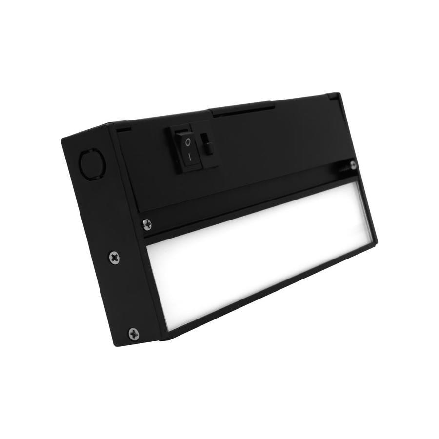 nicor lighting nuc5 8 in hardwired light bar under cabinet lights
