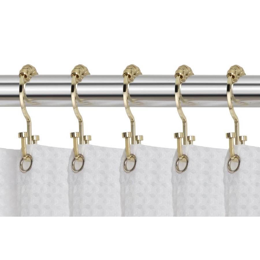 https www lowes com pl gold shower curtains rods bathroom accessories hardware bathroom 4294639614 refinement 4294390891
