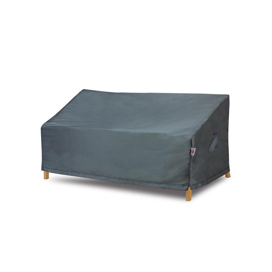 astella titanium shield cover gray premium polyester patio furniture cover