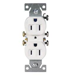 wiring double duplex receptacles in room wiring library receptacle wiring diagram eaton white 15 amp [ 900 x 900 Pixel ]