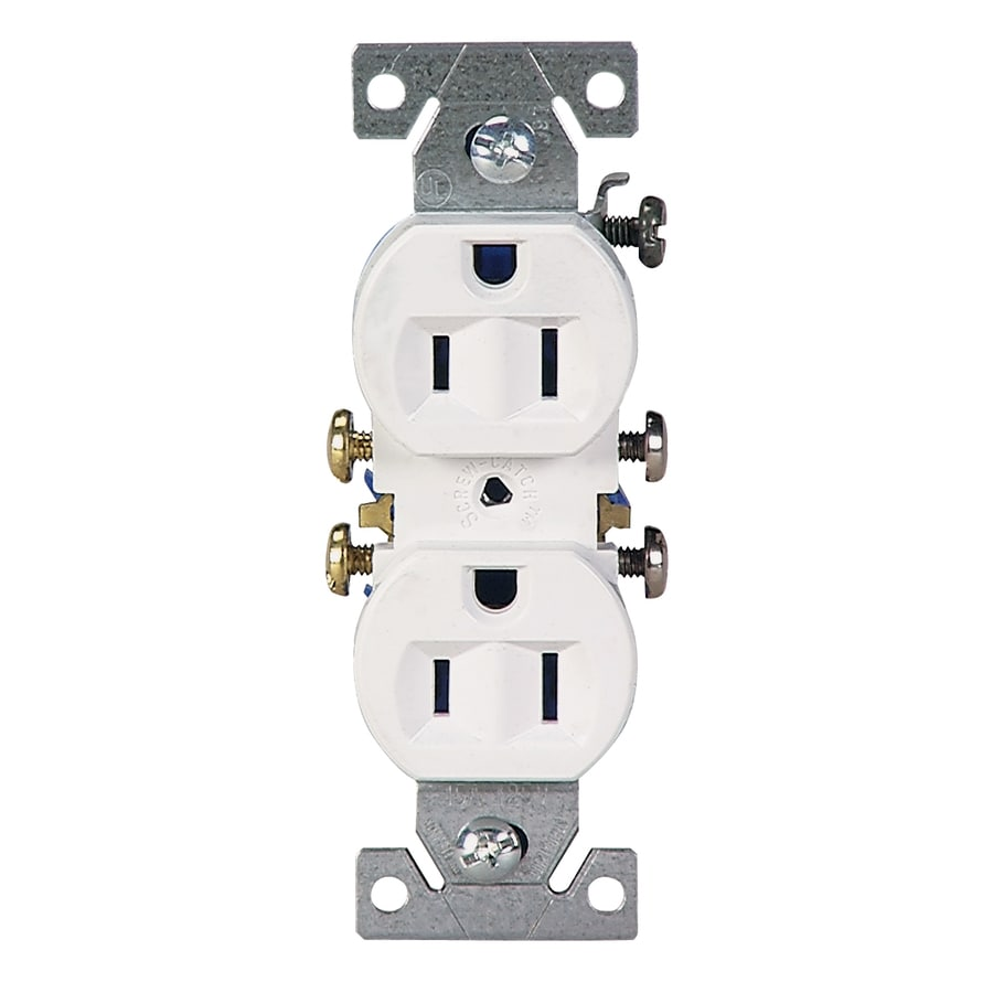 medium resolution of wiring double duplex receptacles in room wiring library receptacle wiring diagram eaton white 15 amp