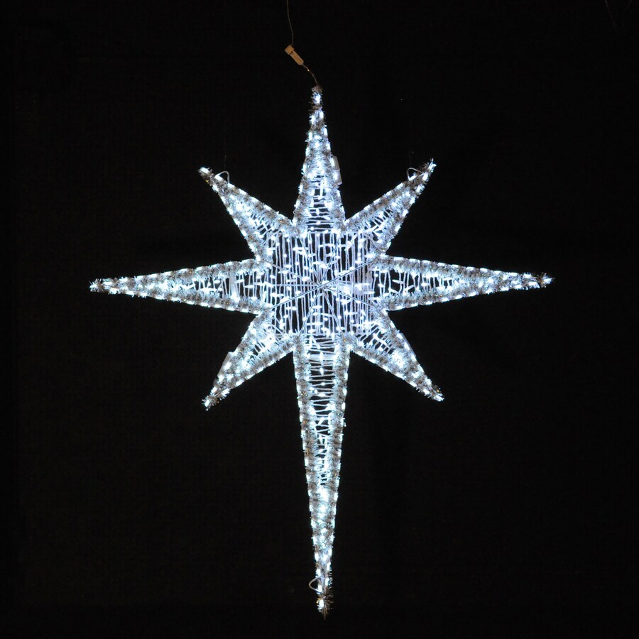 Holiday Lighting Specialists 625ft Moravian Star Outdoor