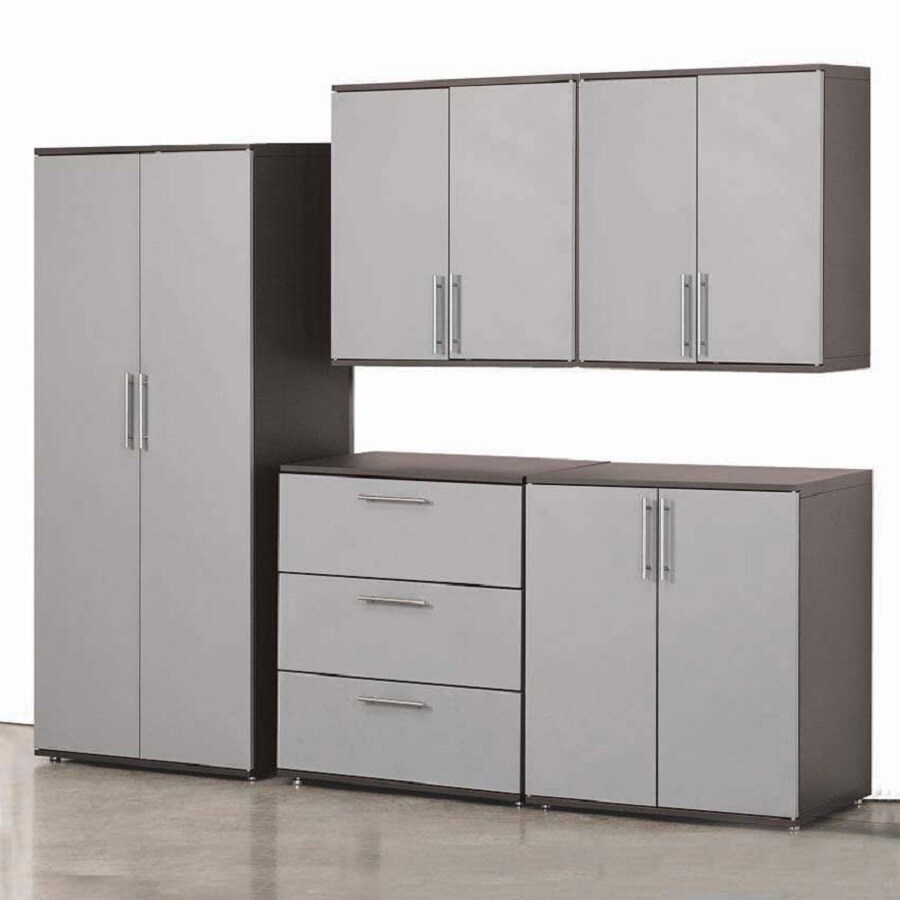 Shop Stack On 72 In H X 92 In W X 18 In D Metal Garage