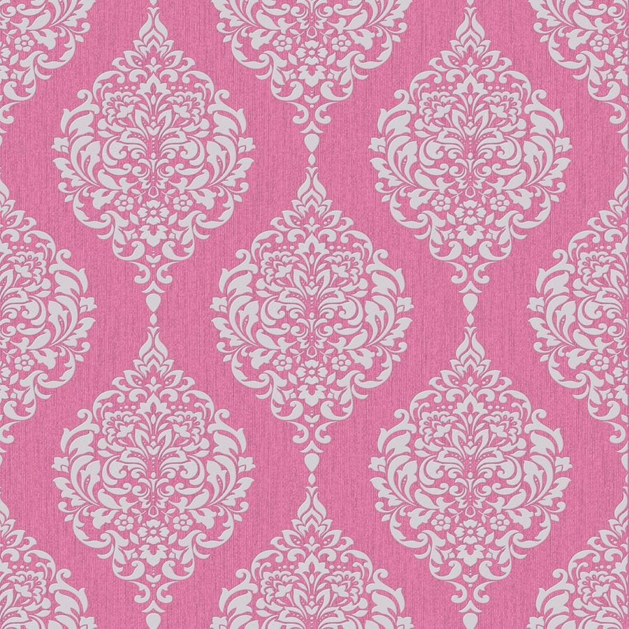 living room fans lowes grey white yellow shop graham & brown midas 56-sq ft pink vinyl textured ...