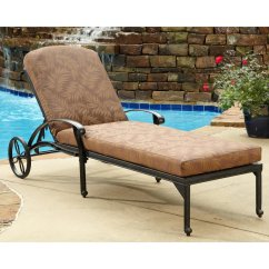 Summer Chaise Lounge Chairs Swing Chair In Room Home Styles Floral Blossom Aluminum With Cushion