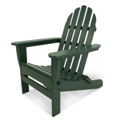 Polywood Classic Adirondack Chair Gamer For Xbox Shop Folding Plastic With Slat Seat At Lowes.com