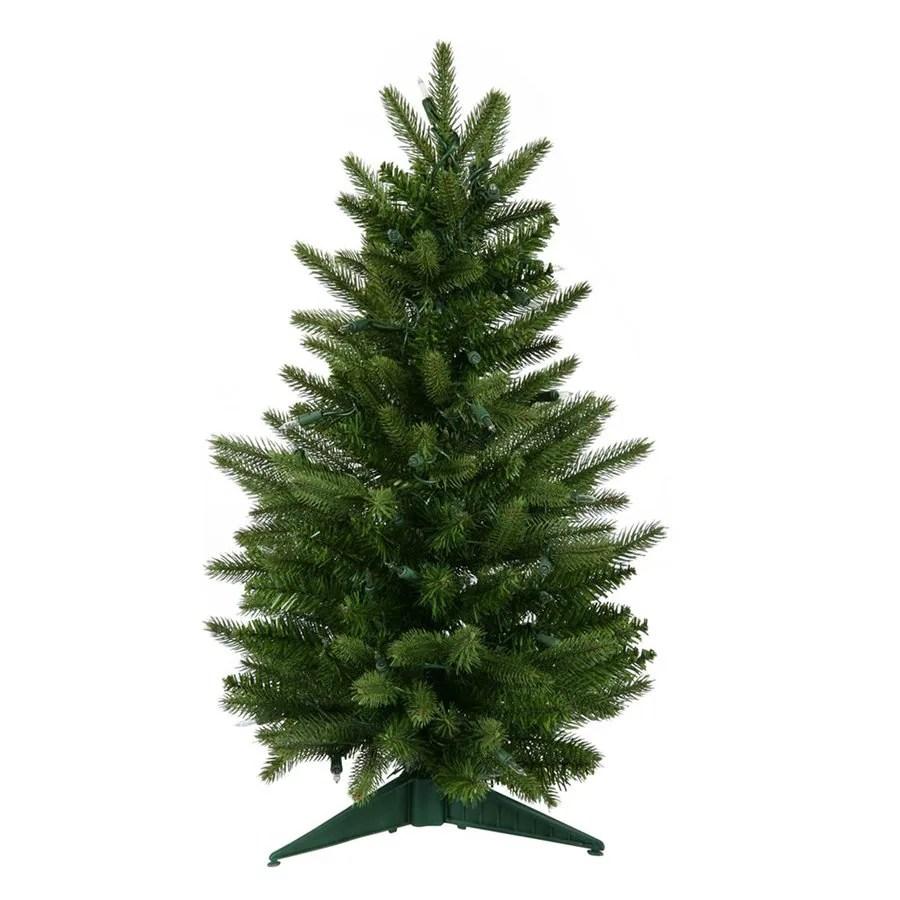 Shop Vickerman 3 Ft Frasier Fir Artificial Christmas Tree