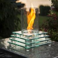 Shop Outdoor Greatroom Company 17.3-in Gel Fuel Fire Pit ...
