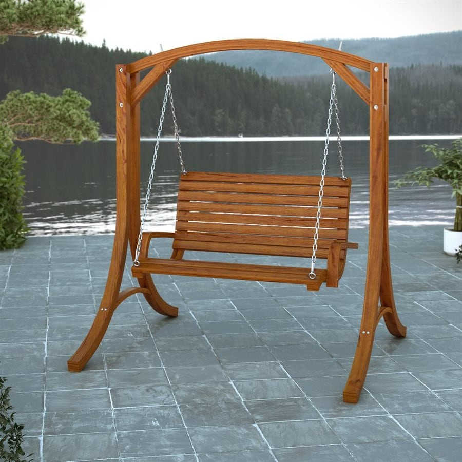 Lowes Bench Swing