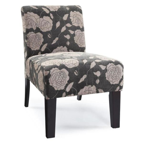Dhi Deco Modern Grey Accent Chair