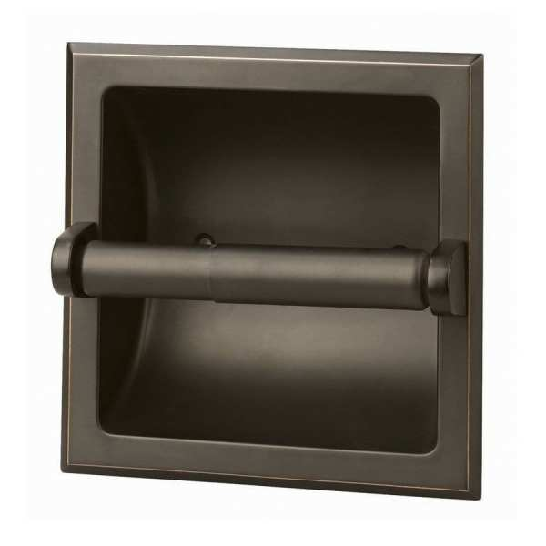 Design House Millbridge Oil Rubbed Bronze Recessed Toilet