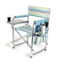 Lowes Camping Chairs Couch Rocking Chair Shop Picnic Time Aluminum Folding At Lowes.com