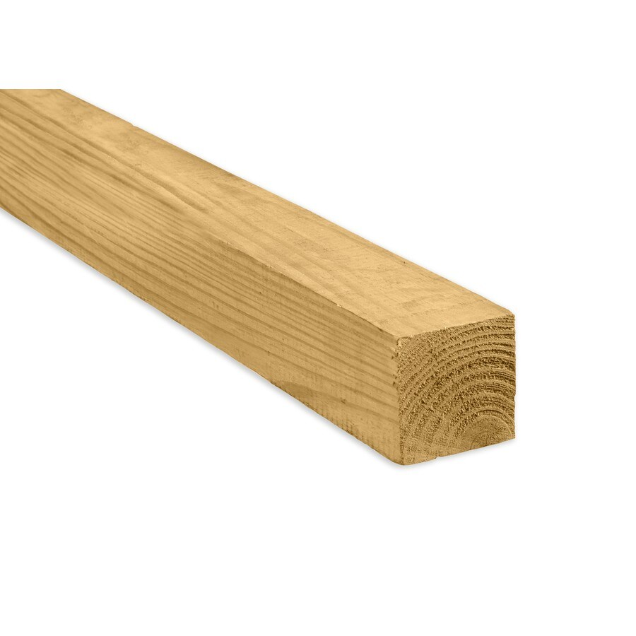 Lowes 4x4x12 Treated Lumber