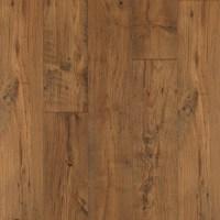 Shop Pergo Max Premier Amber Chestnut Wood Planks Laminate ...