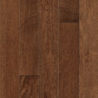 Shop Mohawk Maple Hardwood Flooring Sample (Coffee) at ...