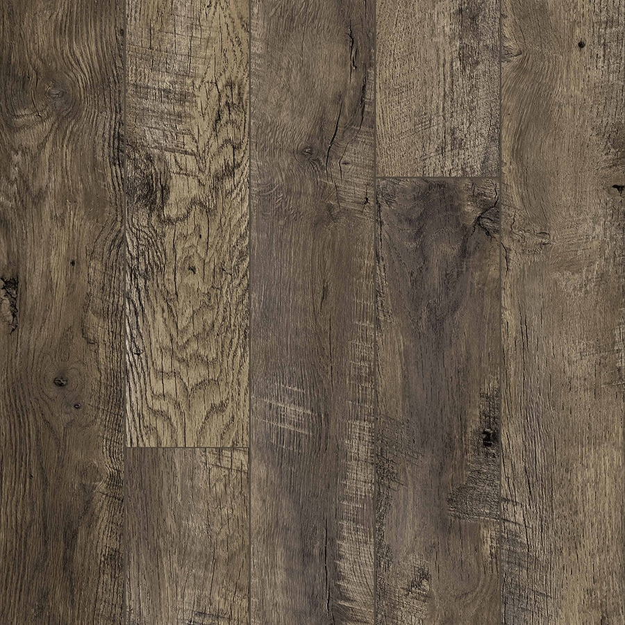 Shop Pergo Stonegate Oak Wood Planks Laminate Flooring